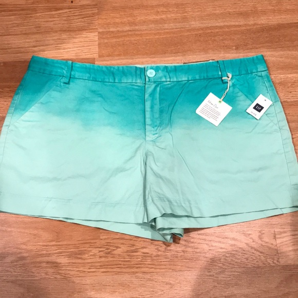 "GAP Pants - GAP ""Neon Shorts"""